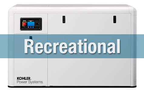 Recreational Kohler Power Systems - Marine Electric Technologies