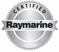 Authorized Service Dealer - Raymarine CERTIFIED