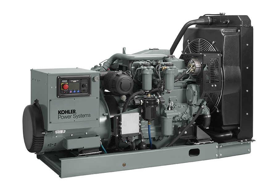 Kohler Power systems marine commercial generator