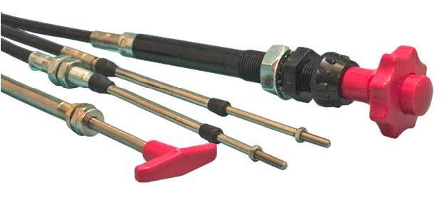 Professional Grade Control Cables